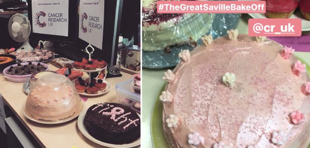 Great Saville Bake Off 2017