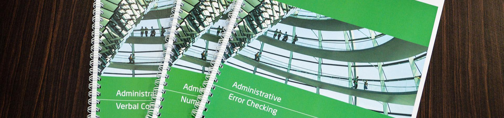 Single Administrative Aptitude Tests