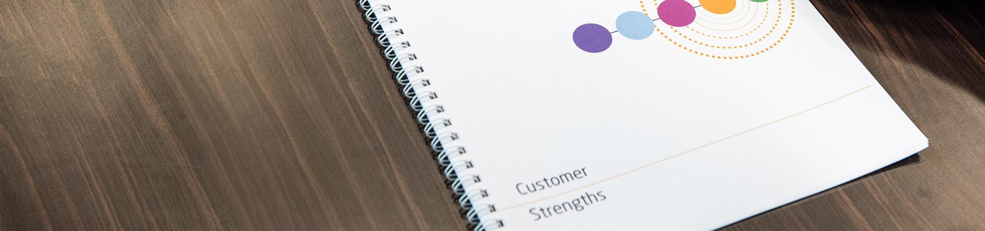 Customer strengths questionnaire psychometric test