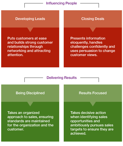 The Sales Model 2