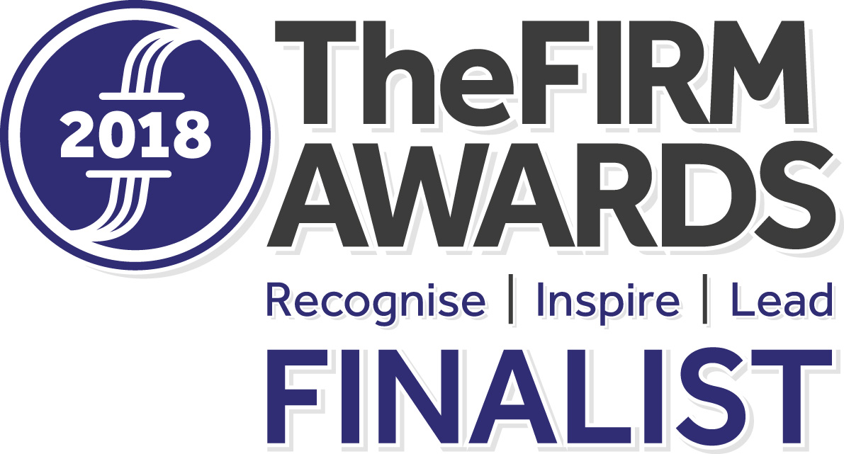Saville Assessment Firm Awards Finalist 2018