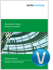 Administrative Verbal Comprehension
