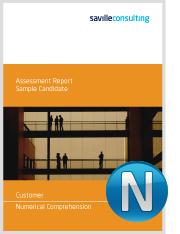 Single Customer Numerical Comprehension aptitude