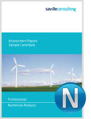 Professional Numerical Analysis Aptitude Test